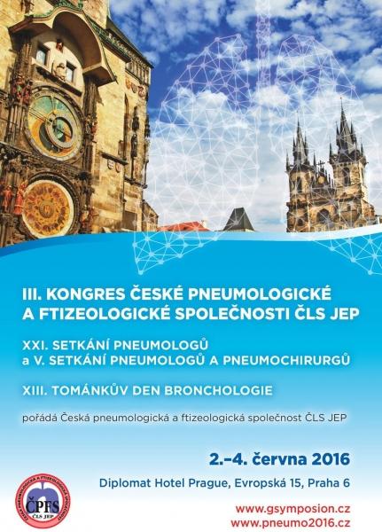 Česká pneumologická společnost ČLS JEP
