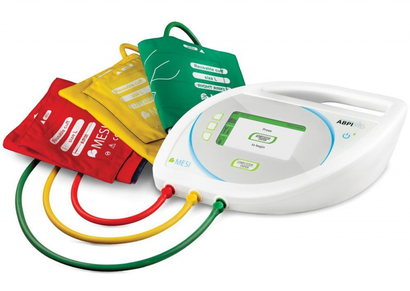 Přístroj ABPI MD™ pro měření kotníkových tlaků