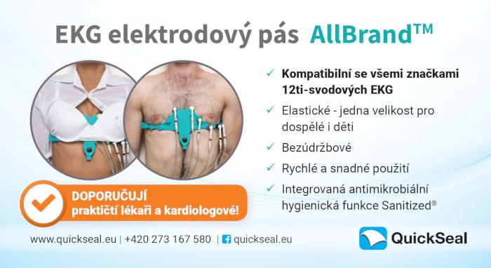EKG Pás LevMed