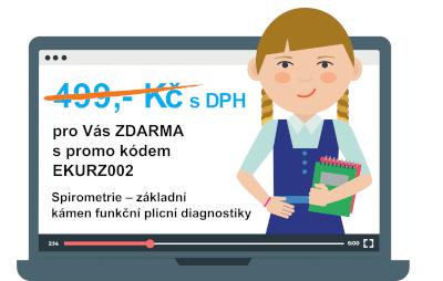 Spirometrie – základní kámen funkční plicní diagnostiky