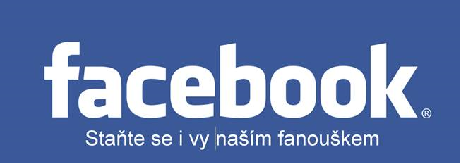 Staňte se naším fanouškem na FB