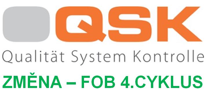 Nově přidaný termín na testování parametru FOB