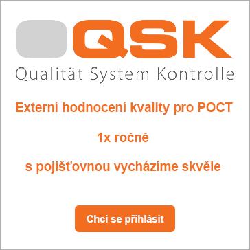 Externí hodnocení kvality – QSK